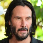 Keanu Reeves, canadiense, actor protagonista de Matrix.