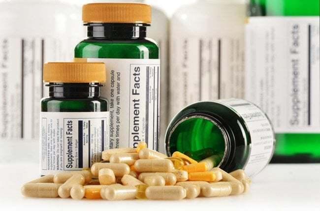 Productos para suplementos nutricionales