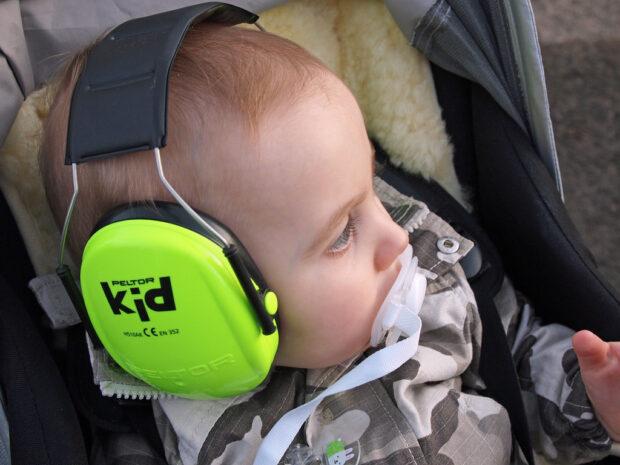 Producto para niño: Protector auditivo