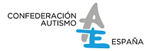 Logo confederación autismo españa