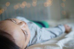 Hora de dormir para los niños