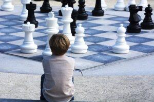 iniciación en el juego de ajedrez
