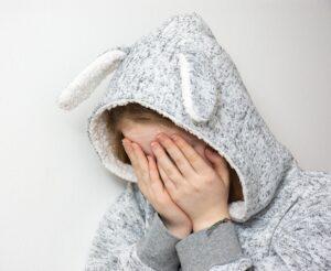 Mutismo y estrés