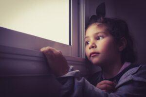los niños autistas se protegen