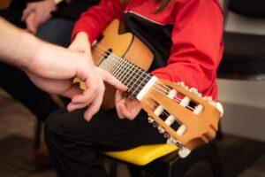 musicoterapia para niños con autismo