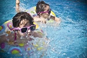 Habilidades sociales en terapia acuática