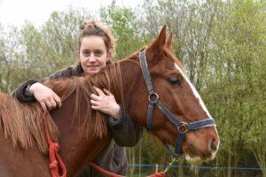 VINCULO EMOCIONAL con el caballo