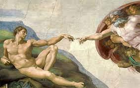 Miguel Angel: la creación del hombre