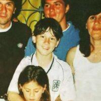 Messi con síndrome de Asperger, de niño