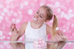 La dieta sin azúcar es súper difícil en niños